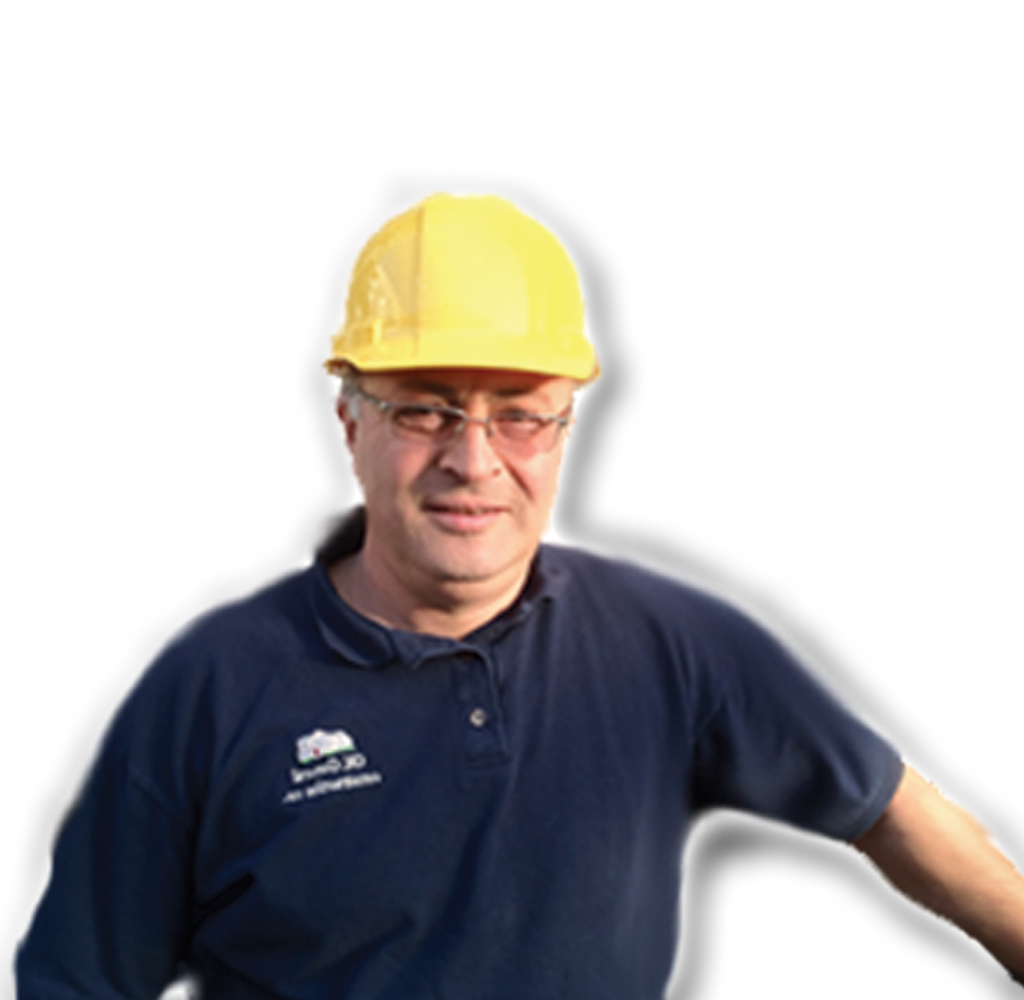 Gary G. CEO of the GKG Construction