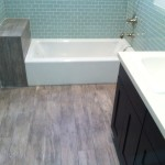 Bathroom remodeling after water damage in Highland park ca
